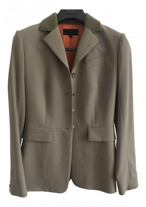 Hermes Beige Wool Jackets