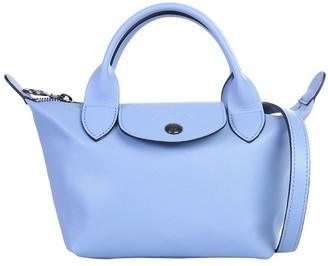 Longchamp Mini Le Pliage Cuir Bag