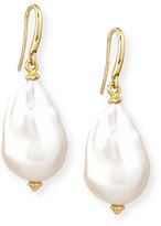 Rina Limor Fine Jewelry New Essentials Baroque Pearl Drop Earrings