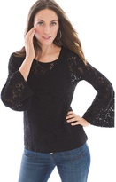 Chico's Laura Lace Top