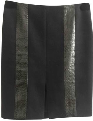 Barbara Bui Black Exotic leathers Skirt for Women