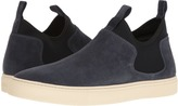 Z Zegna Scuba Pull-On Suede Sneaker Men's Shoes