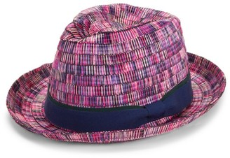 Paul Smith Block Straw Hat