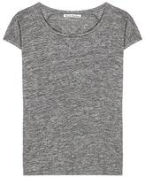 Acne Studios Narda Linen T-shirt