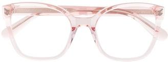 Stella McCartney Cat-Eye Frame Glasses