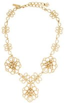 Oscar de la Renta Looped Statement Necklace