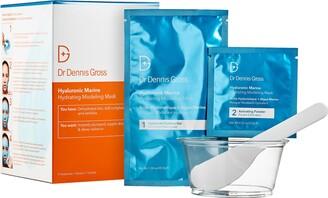 Dr. Dennis Gross Skincare Hyaluronic Marine Hydrating Modeling Mask