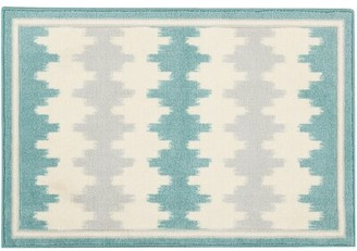 Waverly Great Expectation Light Teal Area Rug