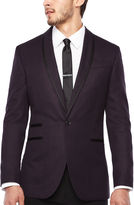 Jf J.Ferrar JF Slim Fit Woven Sport Coat - Slim