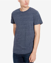 Kenneth Cole New York Men's Heathered Crew-Neck T-Shirt