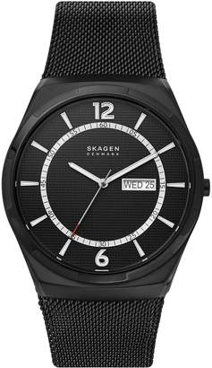 Skagen Signatur Stainless Steel Mesh Bracelet Watch