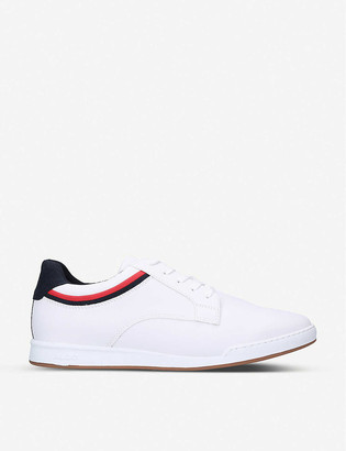 Aldo Jeanluc striped-trim low-top trainers
