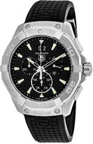 Tag Heuer Aquaracer CAY1110.FT6041 Men's Stainless Steel Chronograph Watch