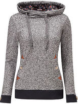 Joe Browns Womens Pull Over Hoody with Front Pockets