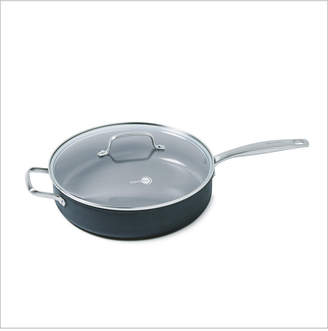 Green Pan Chatham 5-Qt. Ceramic Non-Stick Saute Pan & Lid