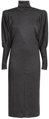 Isabel Marant Genia Jersey Dress