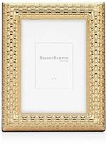 "Reed & Barton Watchband Gold Frame, 4"" x 6"""