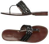 Beverly Feldman Toe post sandal