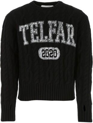 Telfar Logo Sweater