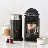 Breville Nespresso Pixie by Espresso Machine with Aeroccino Milk Frother