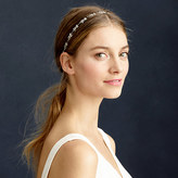 J.Crew Jennifer Behr single blossom headwrap