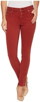 Lucky Brand Lolita Skinny in Custom Brick Red Women's Jeans