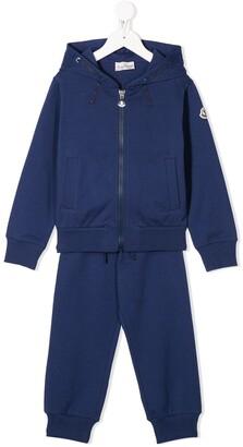 Moncler Enfant Two-Piece Track Suit