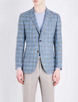 Richard James Check-pattern wool
