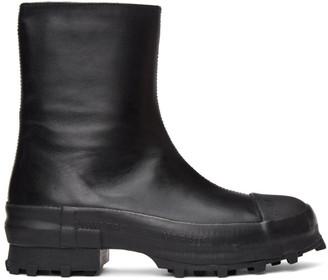 CamperLab Black Traktori Boots