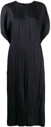 Jil Sander oversized shift dress