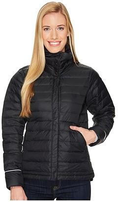 Mountain Hardwear PackDown Jacket (Black) Women's Coat