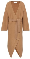 J.W.Anderson Pointed-hem wool and cashmere coat