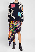 Peter Pilotto Pullover with Wool and Cotton