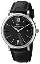 IWC Men's IW356502 Portofino Automatic Dial Watch
