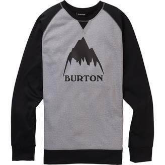 Burton Crown Bonded Crew Sweatshirt - Men's