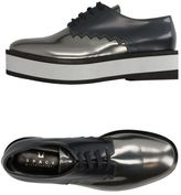 Space Style Concept Lace-up shoe