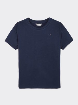 Tommy Hilfiger Essential Sequin Flag T-Shirt