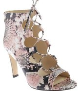 Nine West Women's Unfrgetabl Synthetic Heeled Sandal