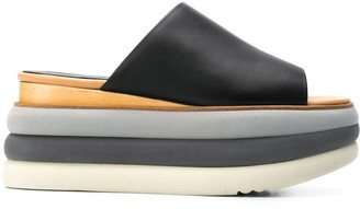 Paloma Barceló Flatform Sandals