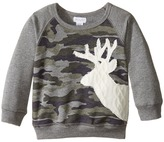 Mud Pie Camo Sweatshirt (Infant/Toddler)