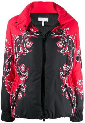Escada Sport contrast print jacket