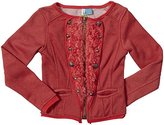 U by Blu Little Girls' Touche Glitter Cardigan (Kid)