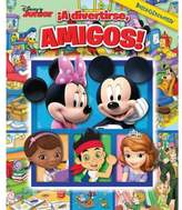 "Disney Best Friends/A Divertirse Amigos"" My First Look & Find Book (Spanish/English)"