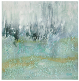 John-Richard Collection Wave Break by Mary Hong (Canvas)