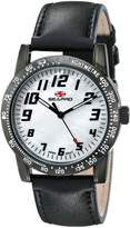 Seapro Women's SP5210 Bold Analog Display Quartz Black Watch
