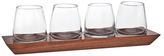 Godinger Magnus DOF Glasses (Set of 4)