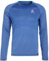 Odlo Crew Neck Aion Sports Shirt Energy Blue Melange