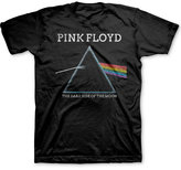JEM Men's Big & Tall Pink Floyd Dark Side of the Moon Graphic-Print T-Shirt