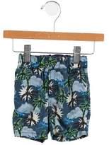 Stella McCartney Boys' Palm Tree Knee-Length Shorts