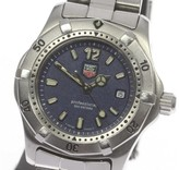 Tag Heuer Diving Watch WK1313 Stainless Steel 29mm Womens Watch